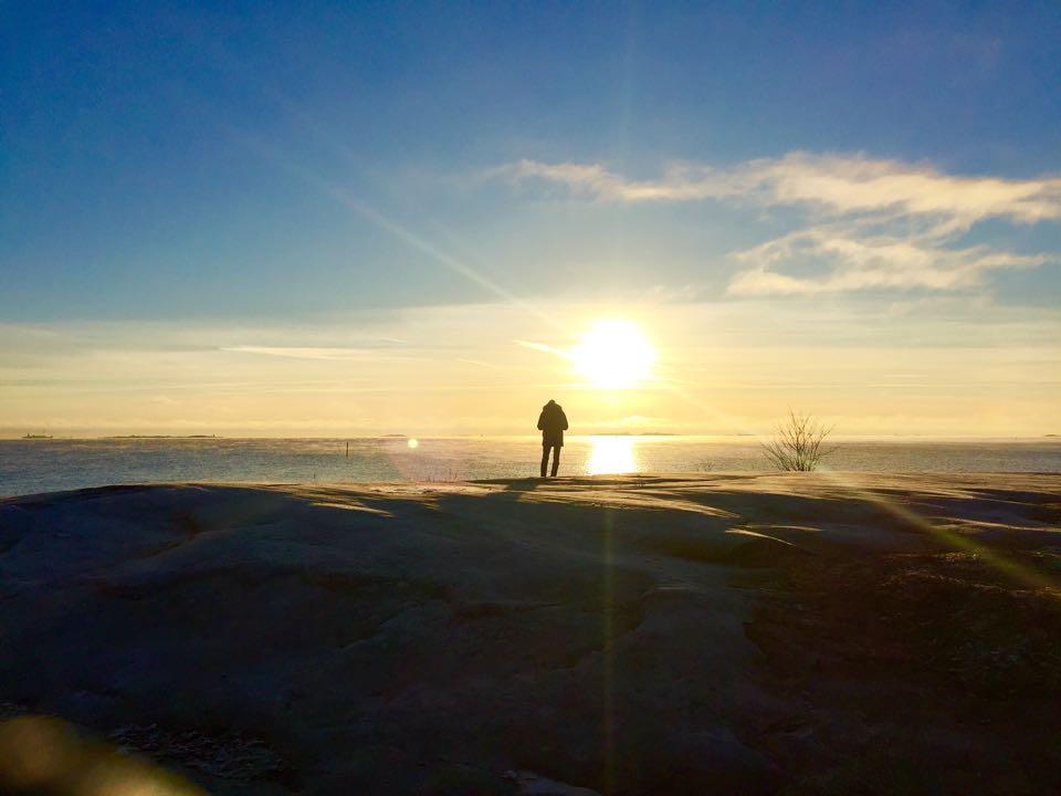 Anu Pellas, Uunisaaressa