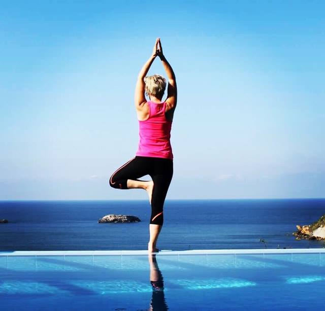 Anu Pellas, yoga