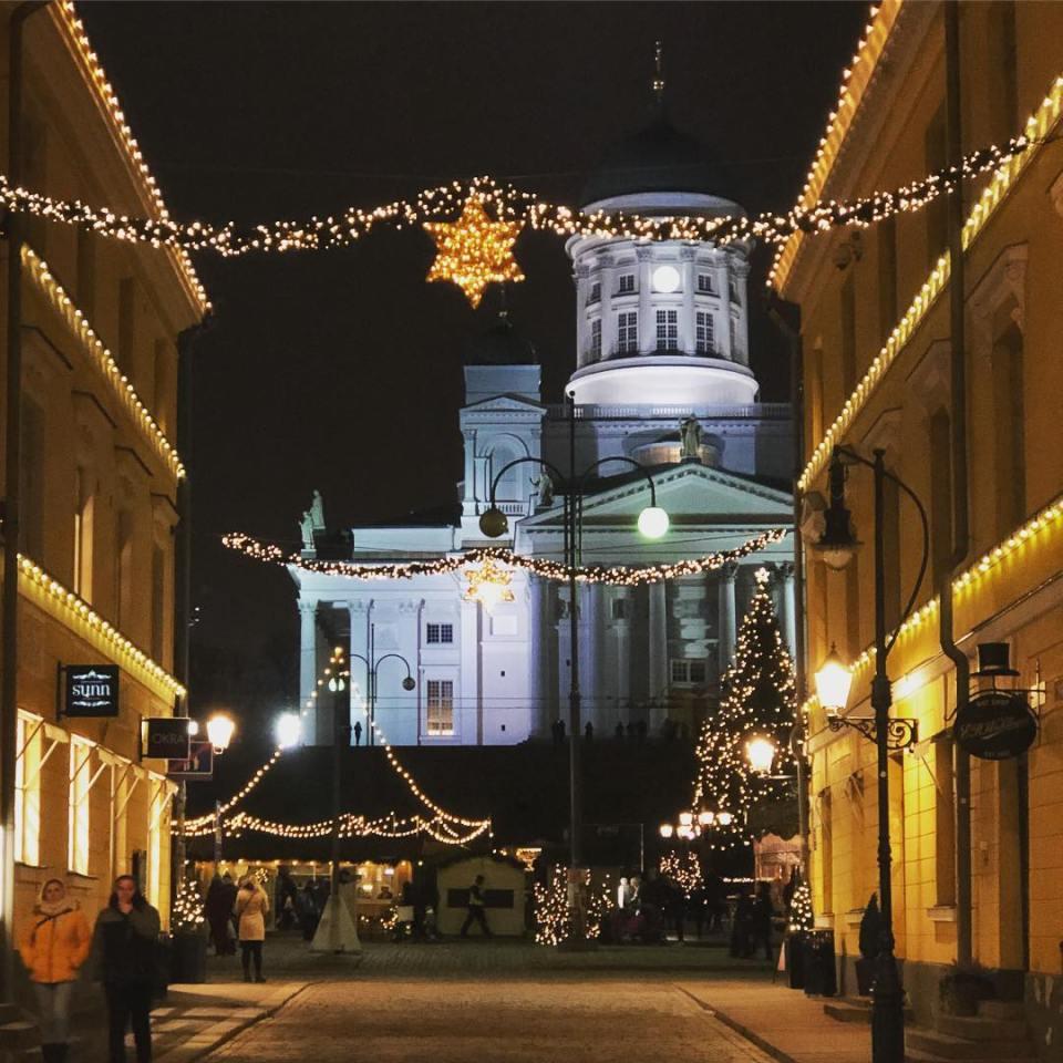 Helsingin Tuomiokirkko, Anu Pellas
